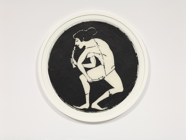, 'Dildo Dancer Circle,' 2003, Gazelli Art House