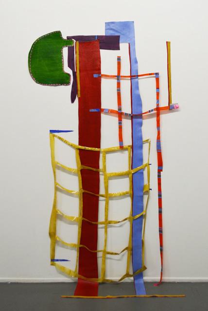 Ivelisse Jiménez, 'Else-were #9 ( cabos sueltos)', 2015, Diana Lowenstein Gallery