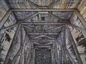 Stepwell #4, Sagar Kund Baori, Bundi, Rajasthan, India