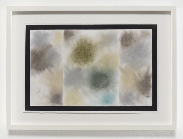 David Tremlett, 'Sketch 1 for a Wall', 2004, Sandra Gering Inc