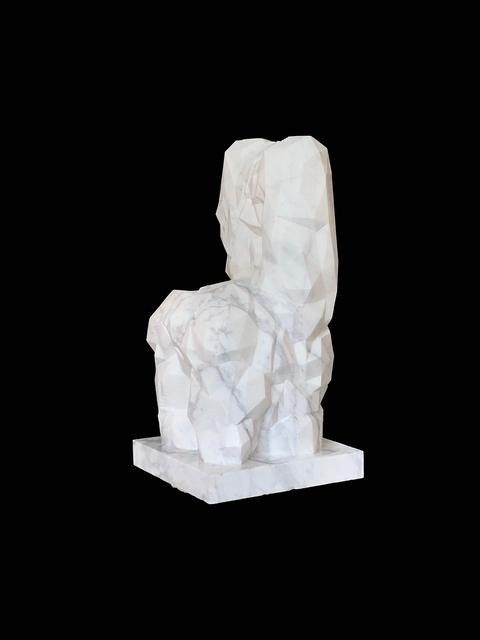, 'Fractal Decimation,' 2018, International Sculpture Center