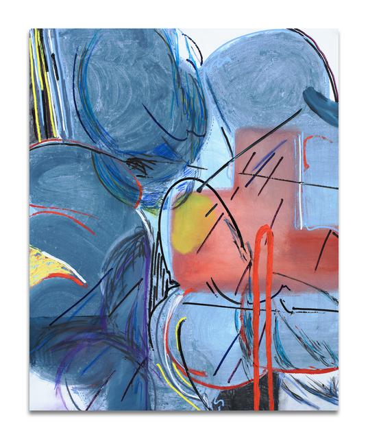 , 'Postcommunication,' 2018, Hans Alf Gallery