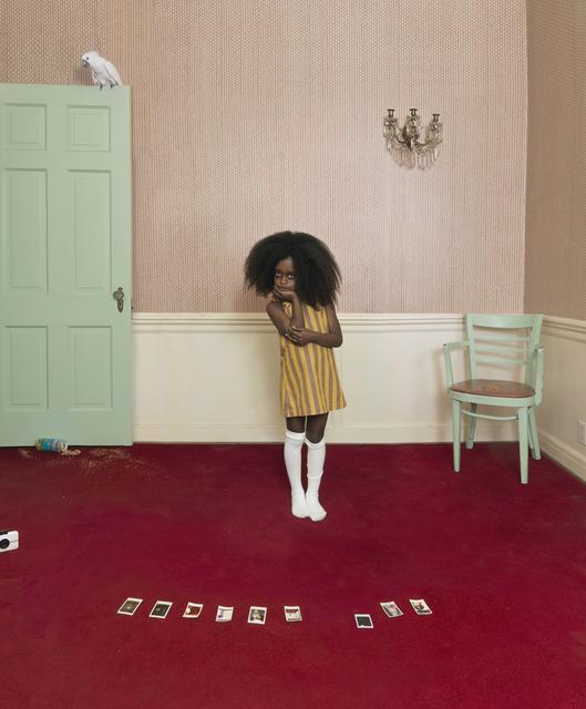 , 'Ezra,' 2019, G. Gibson Gallery