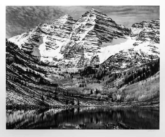 , 'Maroon Bells, Near Aspen, Colorado,' ca. 1951, Photography West Gallery