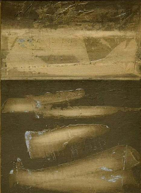 Mario Sinisca, 'Black Composition', 1960s, Wallector