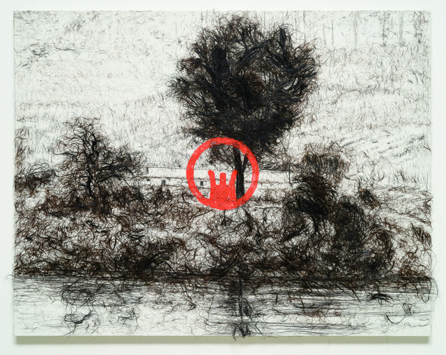 , 'Point of Impact,' 2017, Gana Art