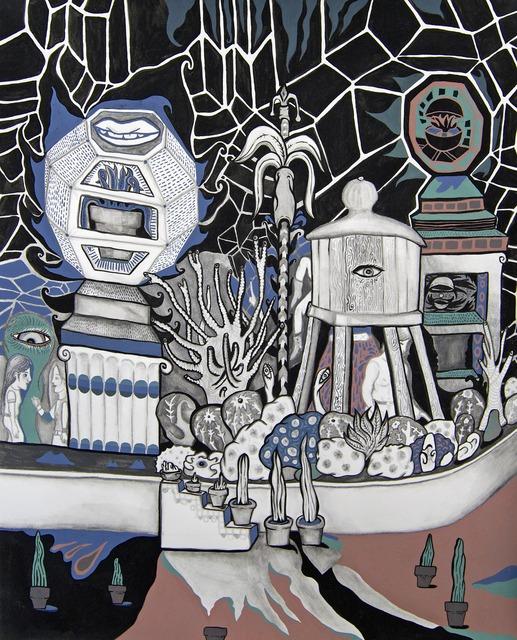 , 'Visitor,' 2015, Gallery Elena Shchukina