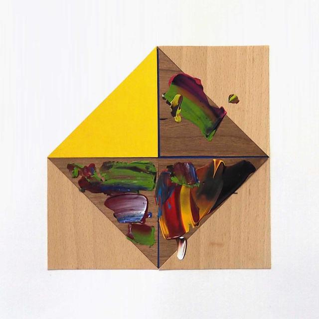 Masaya Eguchi, 'Drawing on two papers #22', 2017, Artig Gallery
