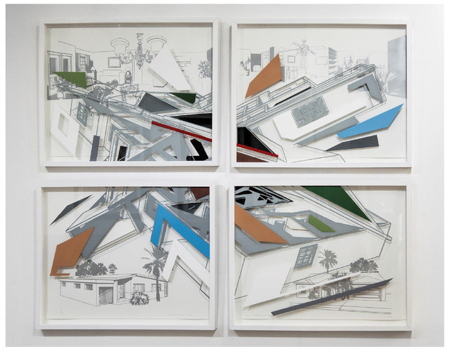 , 'Levantamiento,' 2013, Octavia Art Gallery
