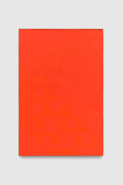 , 'To Be Titled (Naphthol Red, Cadmium Orange II),' 2017, Almine Rech