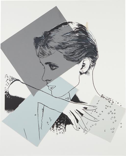 Andy Warhol, 'Unidentified Woman (Halston Model)', 1982, Phillips