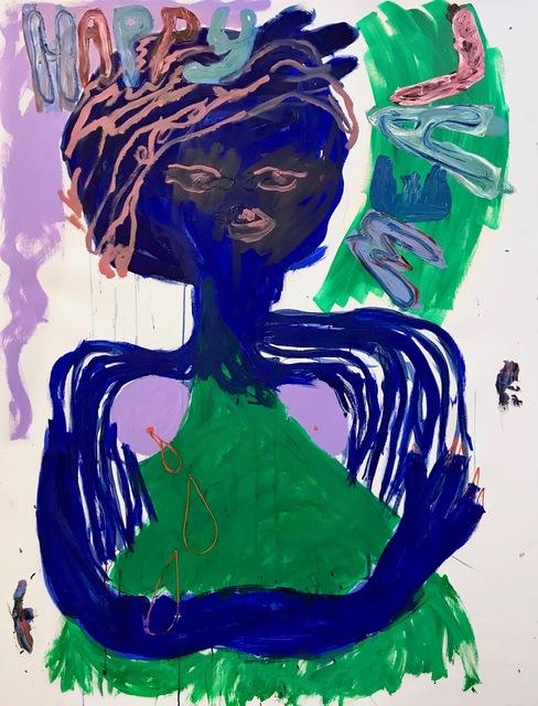 """, 'Happy Meal (from the series """"Süper Elixier""""),' 2019, Galerie Britta von Rettberg"""
