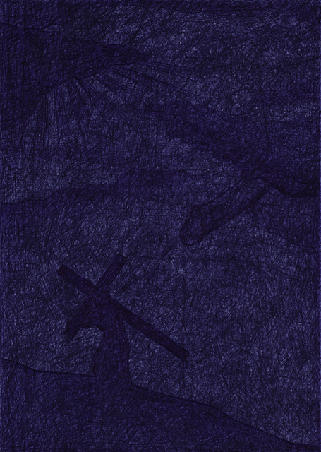 , 'Het bloed van God / The blood of God,' 1988, Magazzino