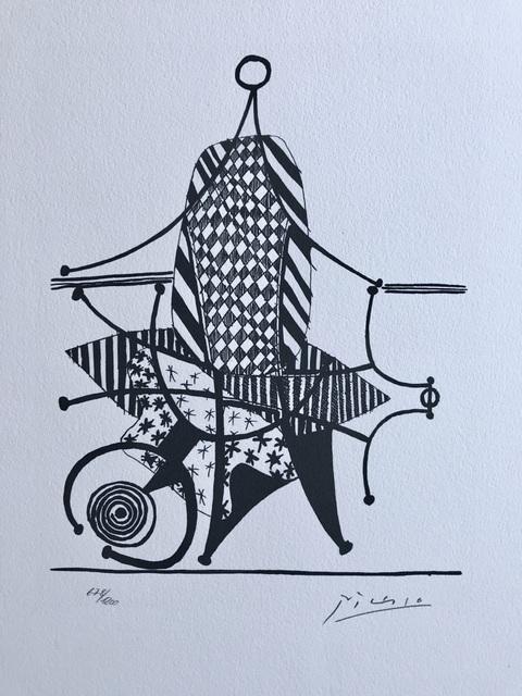 Pablo Picasso, 'Hélène chez Archimède - Planche XIV', 1972, ByNewArt