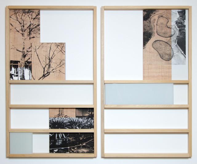 , 'Fachada-Dispositivo 14 (díptico),' , Silvia Cintra + Box 4