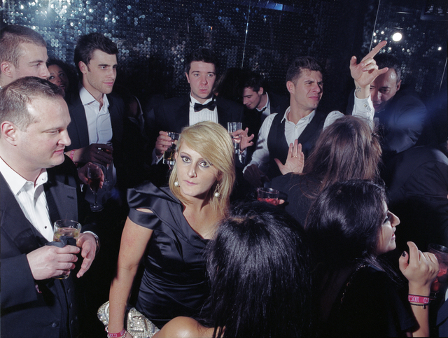 , 'Bankers at Boujis Nightclub, South Kensington,' , Alan Cristea Gallery
