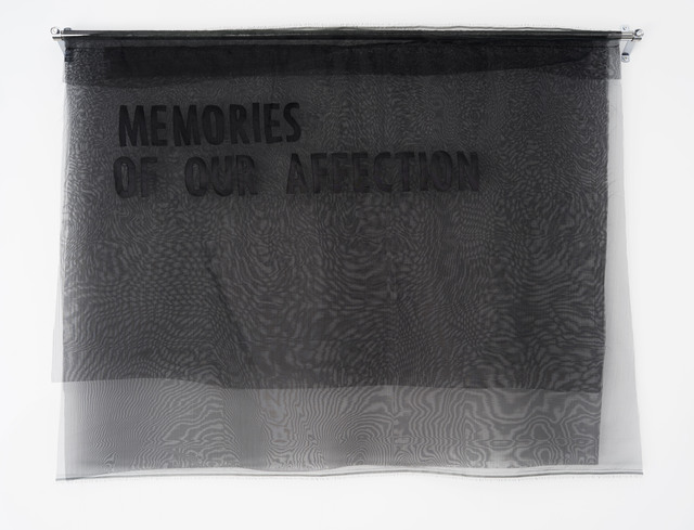 , 'Memories of our affection,' 2015, Sabrina Amrani