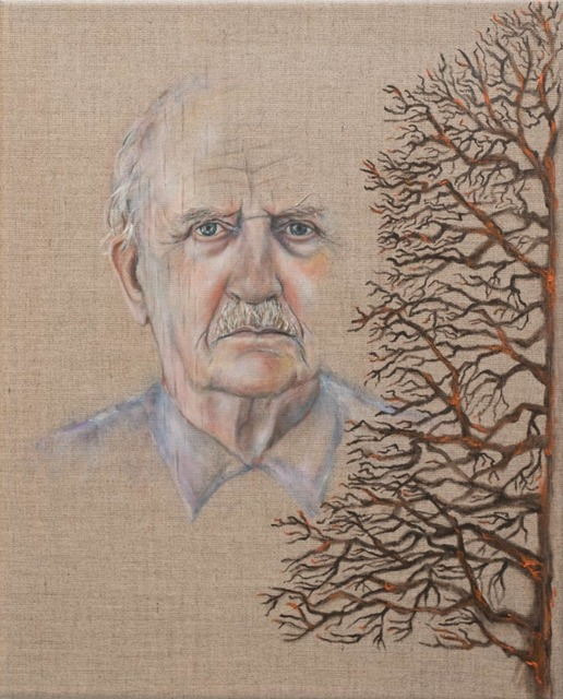 , 'Old age,' 2017, Gallerí Fold