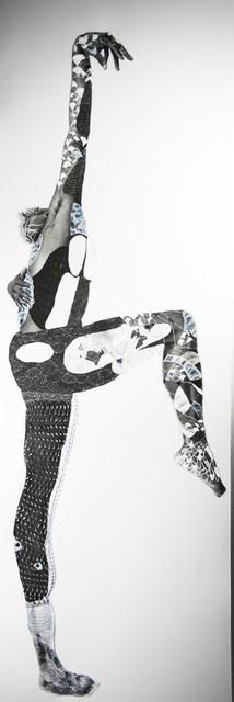 , 'axe,' 2018, Fridman Gallery