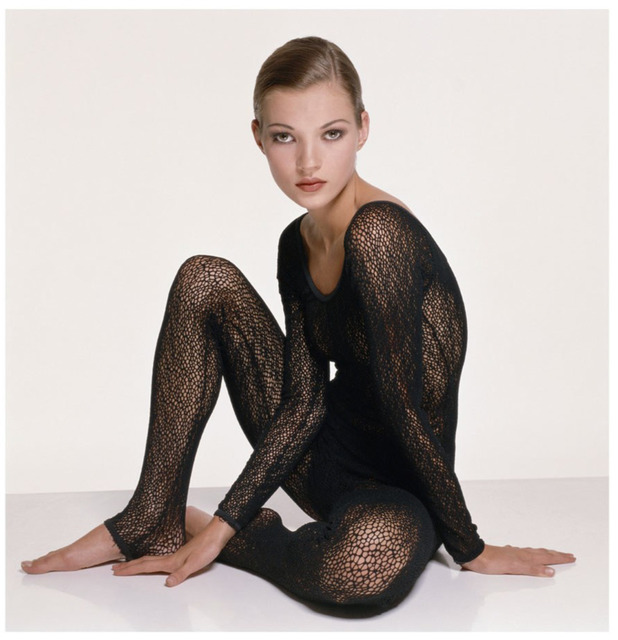Terry O'Neill, 'Kate Moss, 1993 (Co-Signed)', 1993, Mouche Gallery