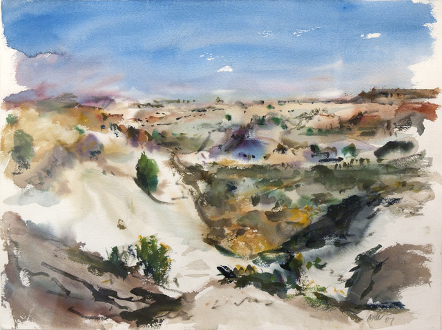 , 'Capital Reef,' 2007, C. Grimaldis Gallery