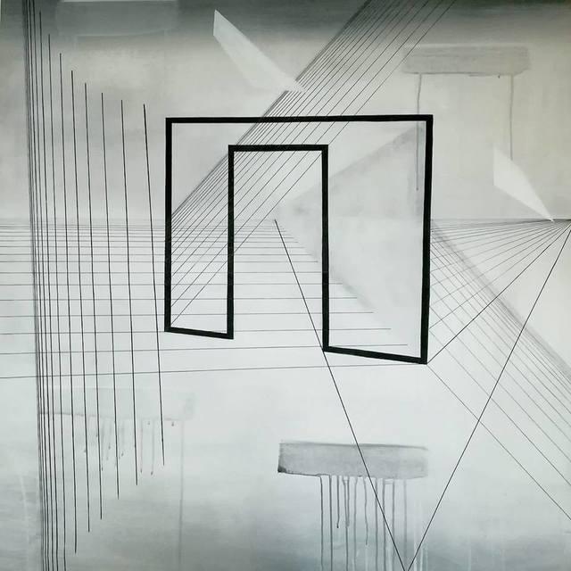 , 'House,' 2018, Galleria Quadrifoglio