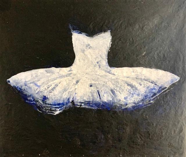 , 'Big White tutu',' 2017, Galleria Ca' d'Oro