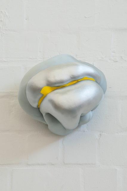 , 'Pulpa cubo  Plata,' 2012, Beatriz Gil Galería