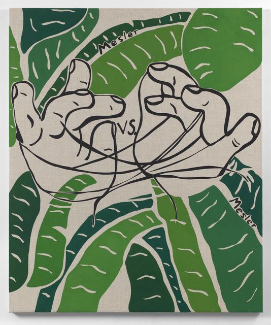 , 'Untitled (V),' 2018, Simon Lee Gallery
