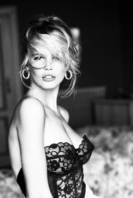 Ellen von Unwerth, 'Claudia Schiffer, Marrakech', 1989, Immagis Fine Art Photography