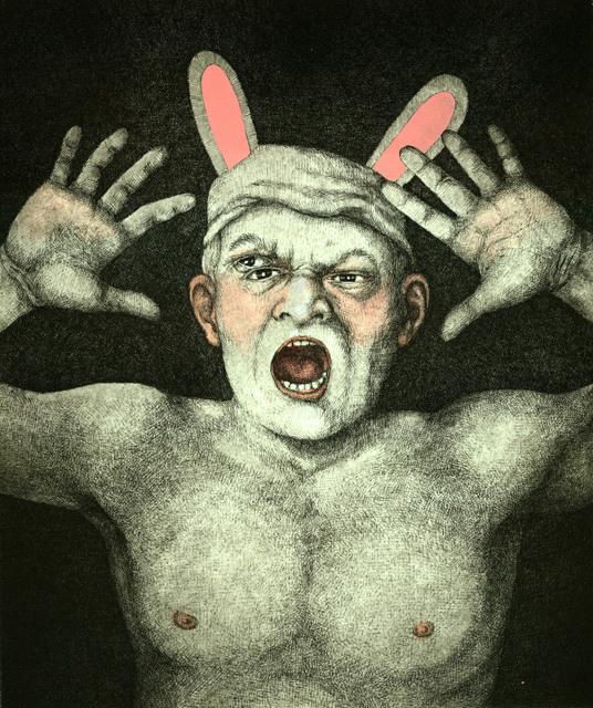 , 'Bunnyman,' , Ruiz-Healy Art