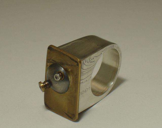 , 'Square Pinhole Camera Ring ,' , photo-eye Gallery