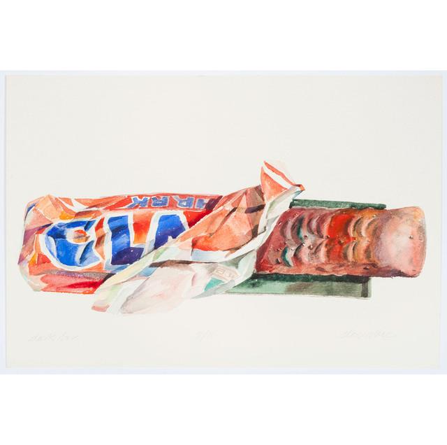 , 'Clark Bar,' 1970, Allan Stone Projects