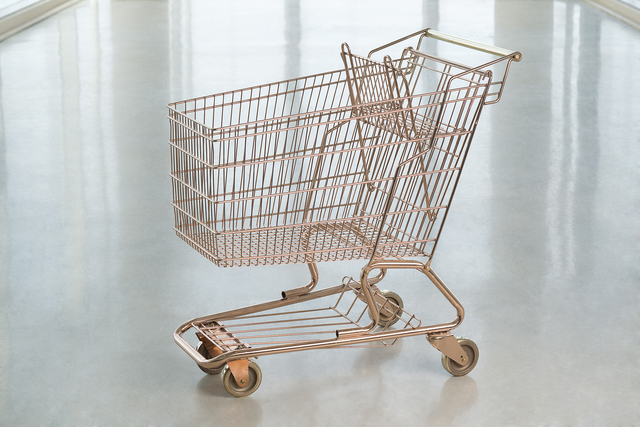 , 'Shopping Cart,' 2005, Art Mûr
