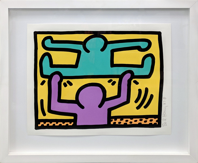 Keith Haring, 'POP SHOP I (2)', 1987, Gallery Art