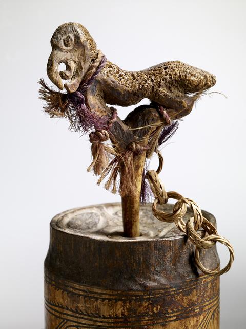 , 'Spatule à chaux,' , Musée du quai Branly