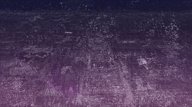 Shuli Sade, 'Night Falls', 2018, GALERÍA ETHRA