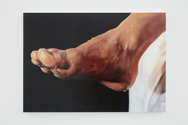 Judith Eisler, 'Foot', Painting, Oil on canvas, Casey Kaplan