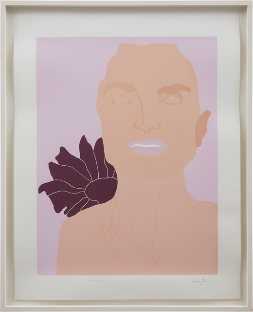 Gary Hume, 'Adult (from the Portraits portfolio)', 1988, Matthew Marks Gallery