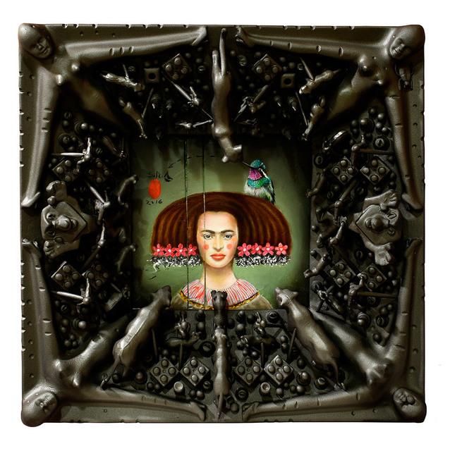 , 'Frida con maco,' 2016, N2 Galería