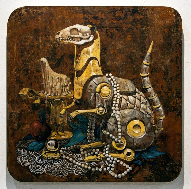 , 'Ermenegildo,' 2013, Underdogs Gallery