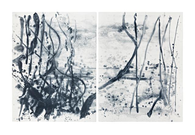 , 'Indigo Forest 23,' 2015, STPI