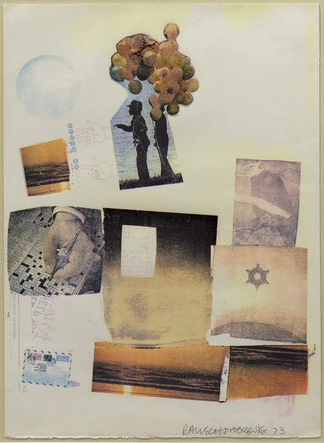 Robert Rauschenberg, 'Support', 1973, Capsule Gallery Auction