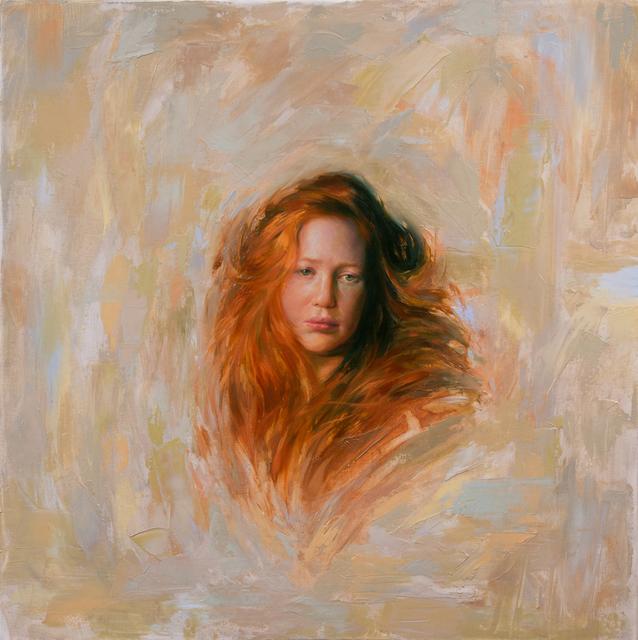 , 'Lioness ,' , Sirona Fine Art