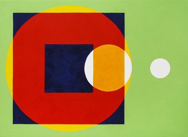 , 'Green,' 2017, David Richard Gallery