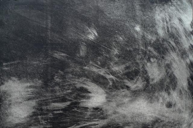 , 'Passage V,' 2017, EBONY/CURATED