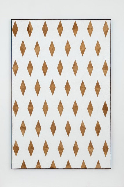 , 'To Be Titled (Screen Painting #3),' 2015, Almine Rech