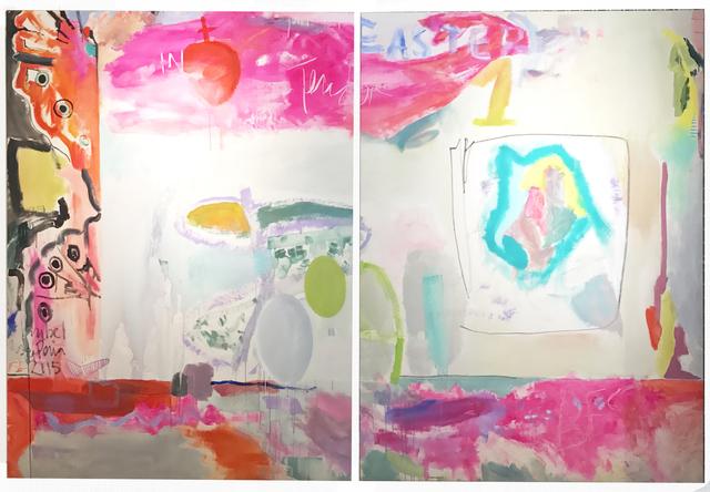, 'New Butterflies,' 2015, Praxis