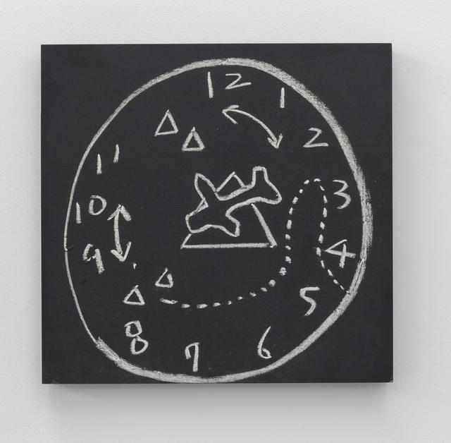 , 'De-time 5,' 1993, Tatjana Pieters