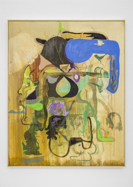 Michael Bauer, 'Men and Carbon (Pool Party)', 2016, Norma Mangione